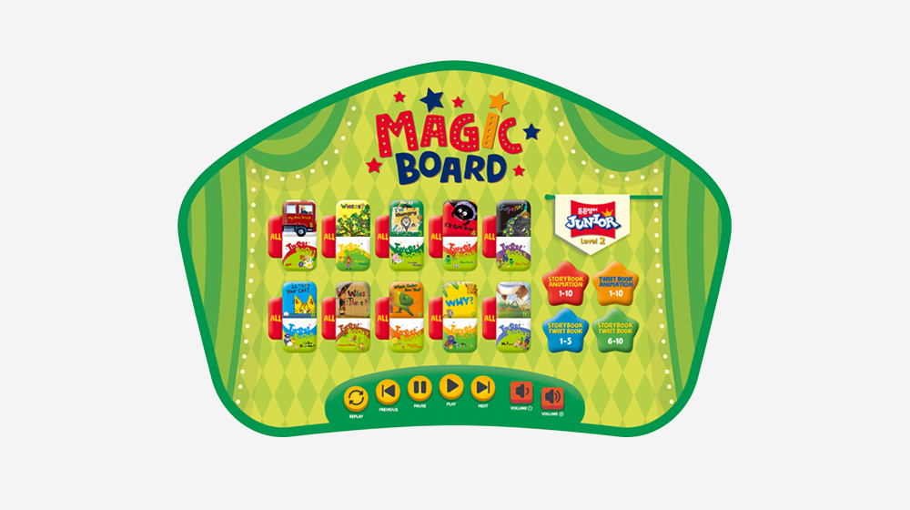 Magic Board